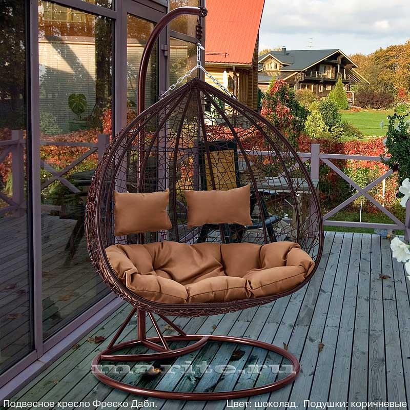 Подвесные кресла мастер класс